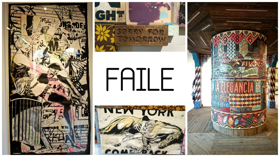 Faile, City Lights MIMA
