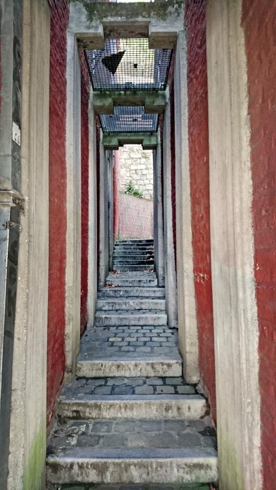 Rue Mons Bellgique
