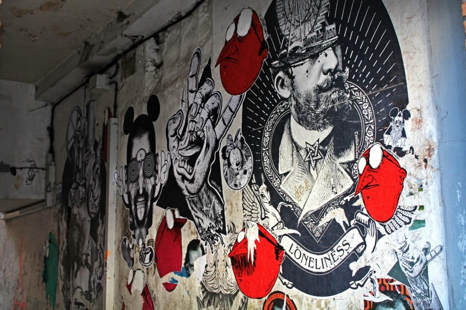 Street Art Mons 2