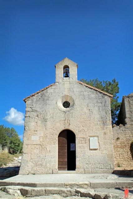 Les Baux de Provence - Chapelle Saint Blaise