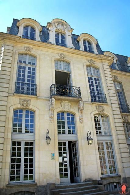 batiment Classique Rennes - Visiter Rennes
