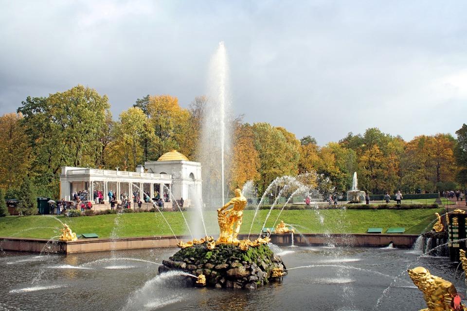 Palais de Peterhof-Statue-Sansom3