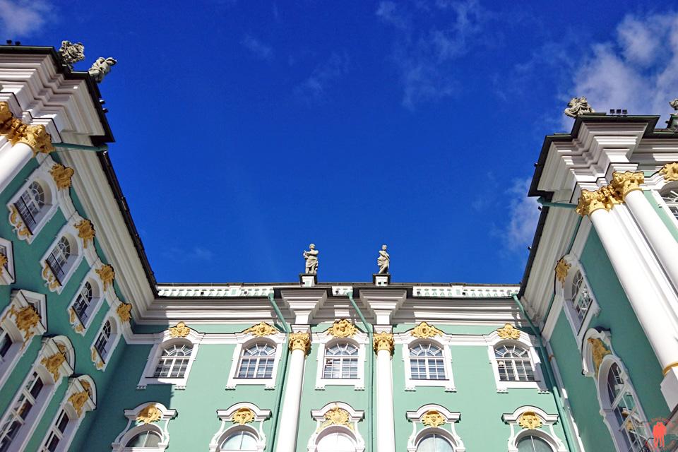 Visiter-Saint-Pétersbourg-Façade-Ermitage