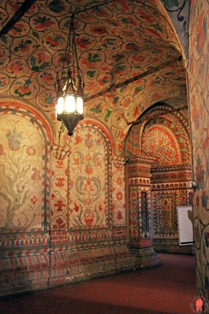 Visiter-Moscou-Couloir-interieur-saint-basile