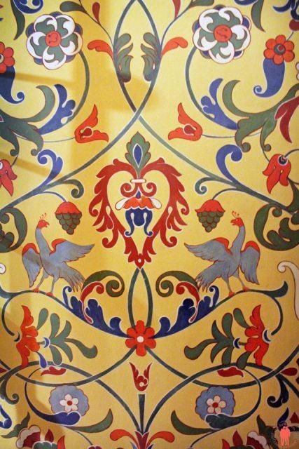 Visiter-Moscou-interieur-saint-Basile-papier-peint
