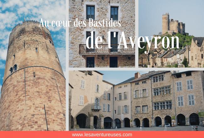 Bastide Villefranche de Rouergue