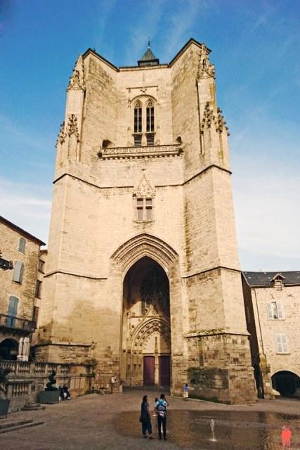Collégiale-Notre-dame-Villefranche-de-Rouergue
