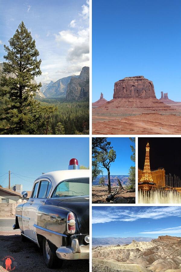 Illustration de l'article Itineraire Ouest Americain - 10 jours dans le far west