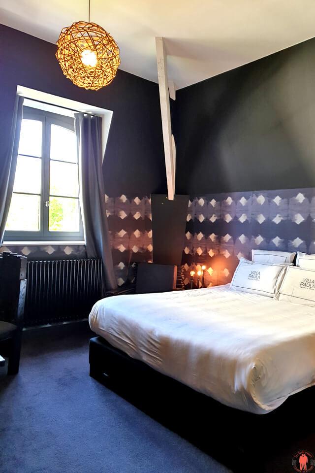 Chambre Noire Villa Paula à Tourcoing proche de Roubaix