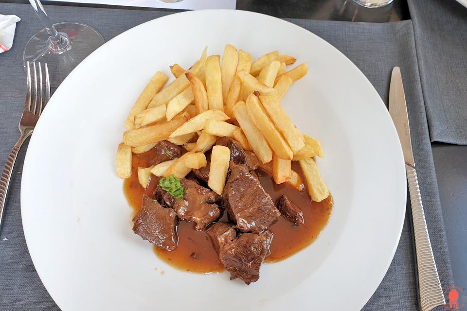 Carbonnade Flamande au restaurant le Paradoxe à Tourcoing près de Roubaix
