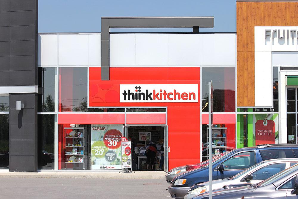 Think Kitchen  Les Avenues Vaudreuil