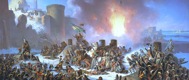 Durant La Bataille De Karansebes Larme Autrichienne S