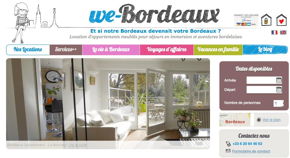 We Bordeaux