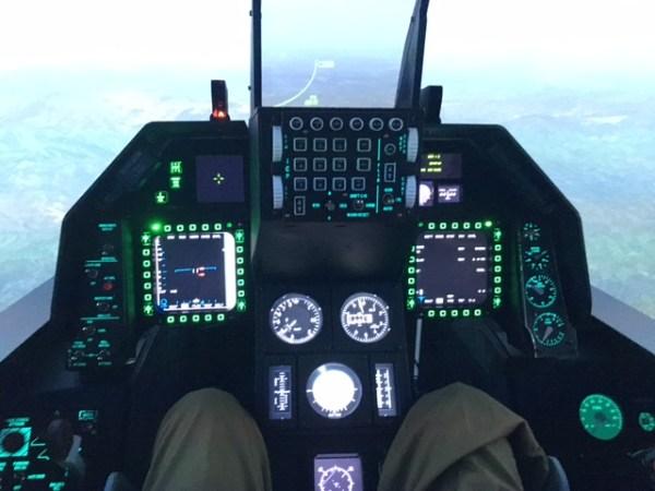 Piloter un avion de chasse à Bordeaux