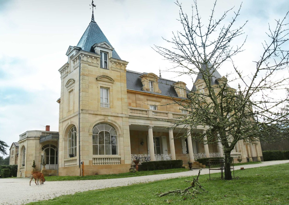 Le château Léognan