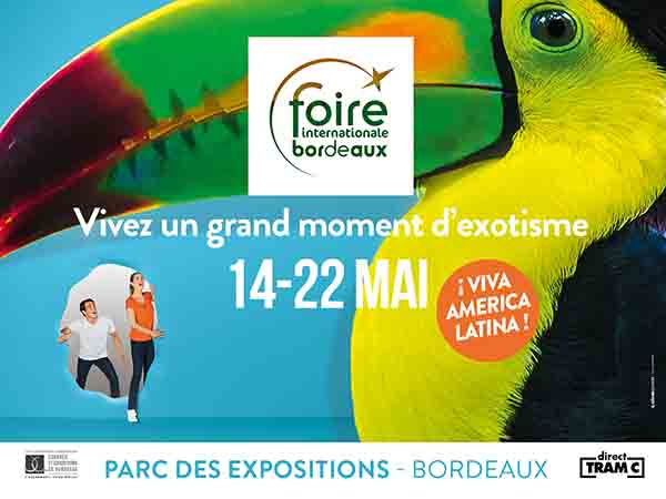 La Foire internationale de Bordeaux