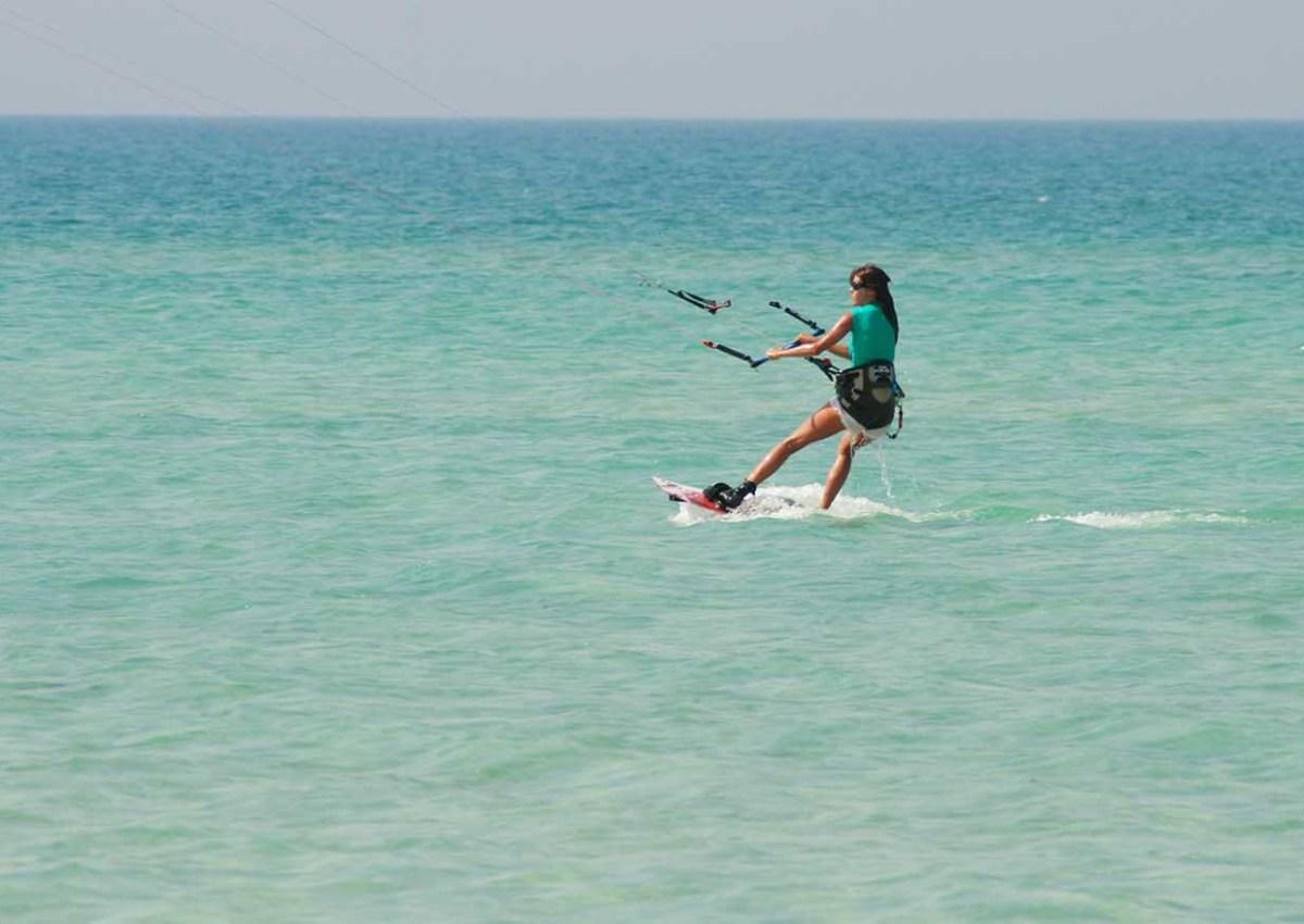 Trip kitesurf à Safaga en Egypte
