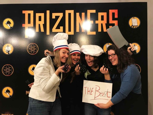 Escape game – Prizoners Bordeaux