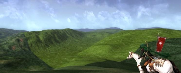 Album – Enedwaith, Routes et Hobbits