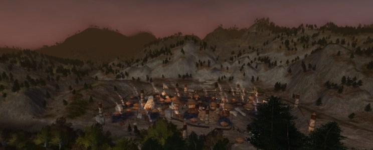 Trouée du Rohan: la cachette de Wulf (2/5)