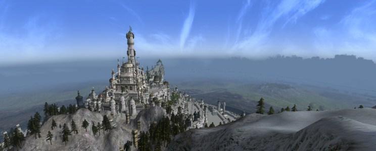 Timelapse #2 – Réveil à Minas Tirith