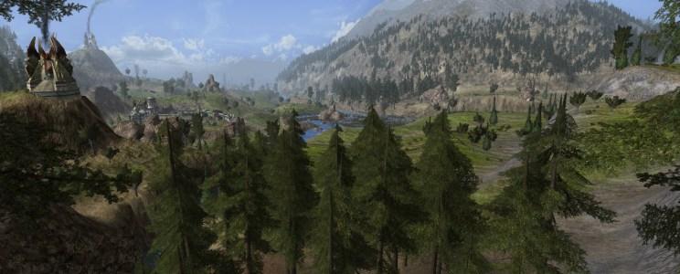 Randonnée au Gondor (2/2)
