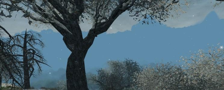 La colline Farouche