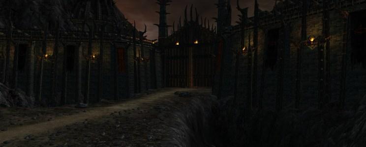 (Supprimé) La Porte Noire