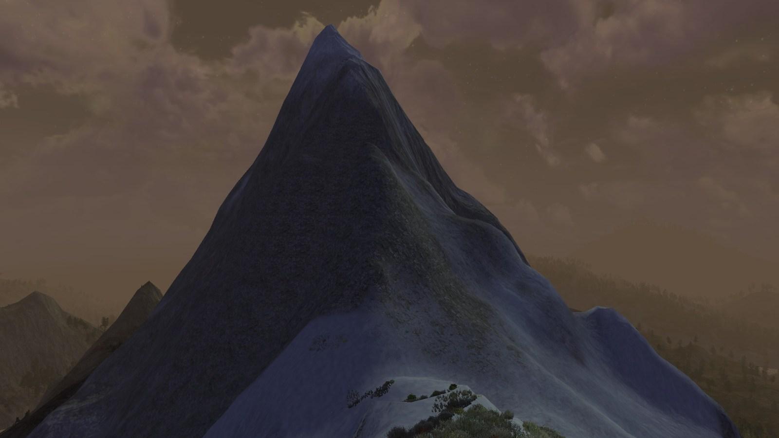 Le col du Methedras (2/2)
