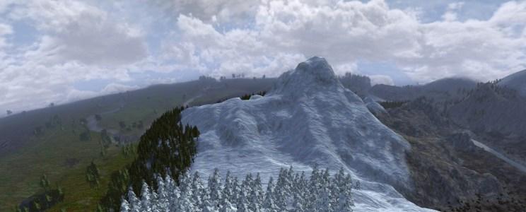 La dernière cime des Monts Brumeux (3/3)