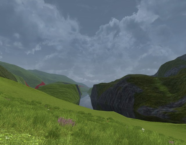 Le Val d'Anduin, ou pas…