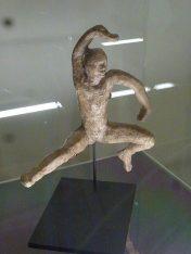 Rodin, étude de danse.
