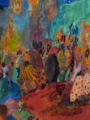 Décor de Shéhérazade. Détail (1910)