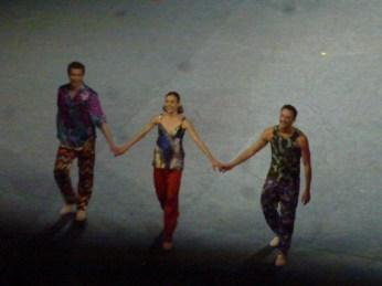 Trio : le 26 avril. Ludmilla Pagliero, Fabien Revillion et Simon Valastro...