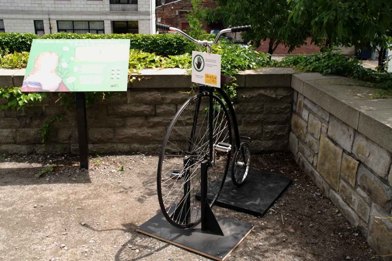 Le grand tour sur vélo, une exposition estivale courue