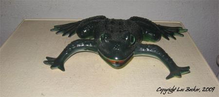 Image: The Burglar Frog
