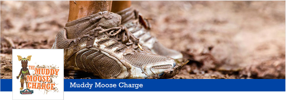 Pledge a Favourite Crazy Person in the 2014 Muddy Moose Charge!