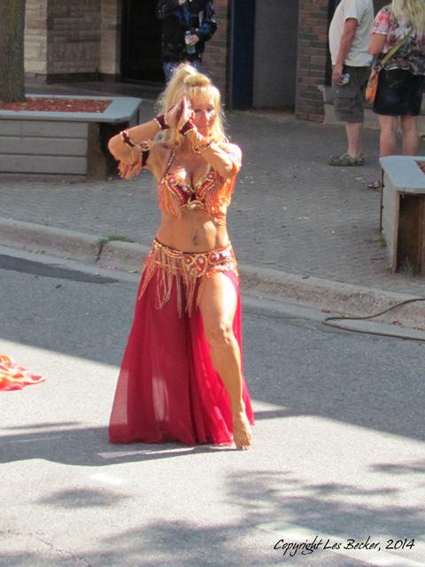 Belly Dancers!