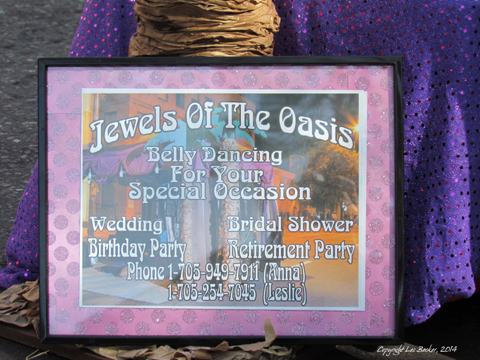 Jewels of the Oasis