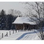 winter-farm-zazzle-greeting (The Farm in Winter…)