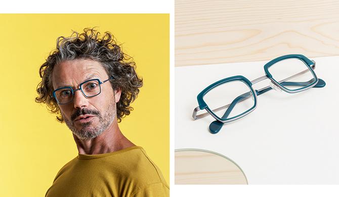 Naoned eyewear lunettes Les Belles Gueules opticien Bordeaux