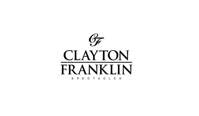 Clayton Franklin eyewear lunettes Les Belles Gueules opticien Bordeaux