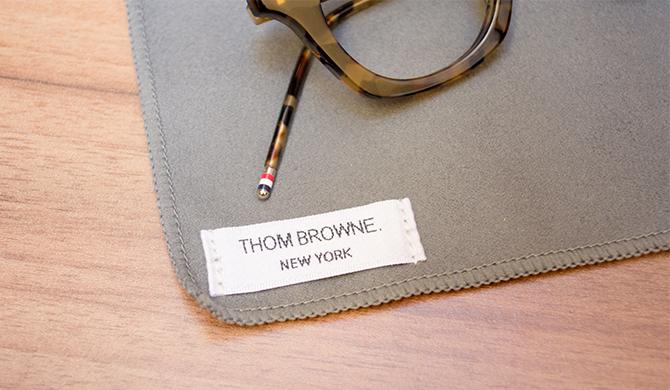 Thom Browne Les Belles Gueules opticien Bordeaux