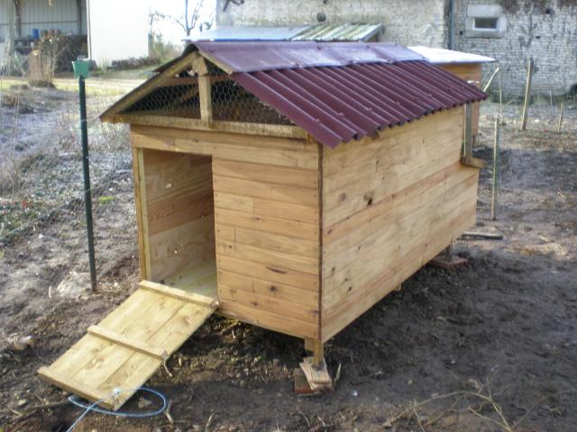 Poulailler house pro  Poulailler