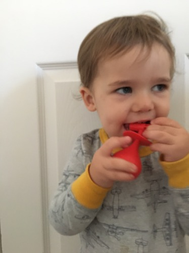 Teething: Gummee Molar Mallet: Review