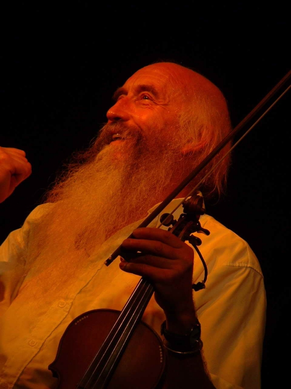 patrick ewen en concert dans le cadre du festival Les berniques en Folie à l'Ile d'Yeu