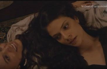 Laura, Anna, lesbians, lesbian relationship, pretty women, Brazil lesbian movies