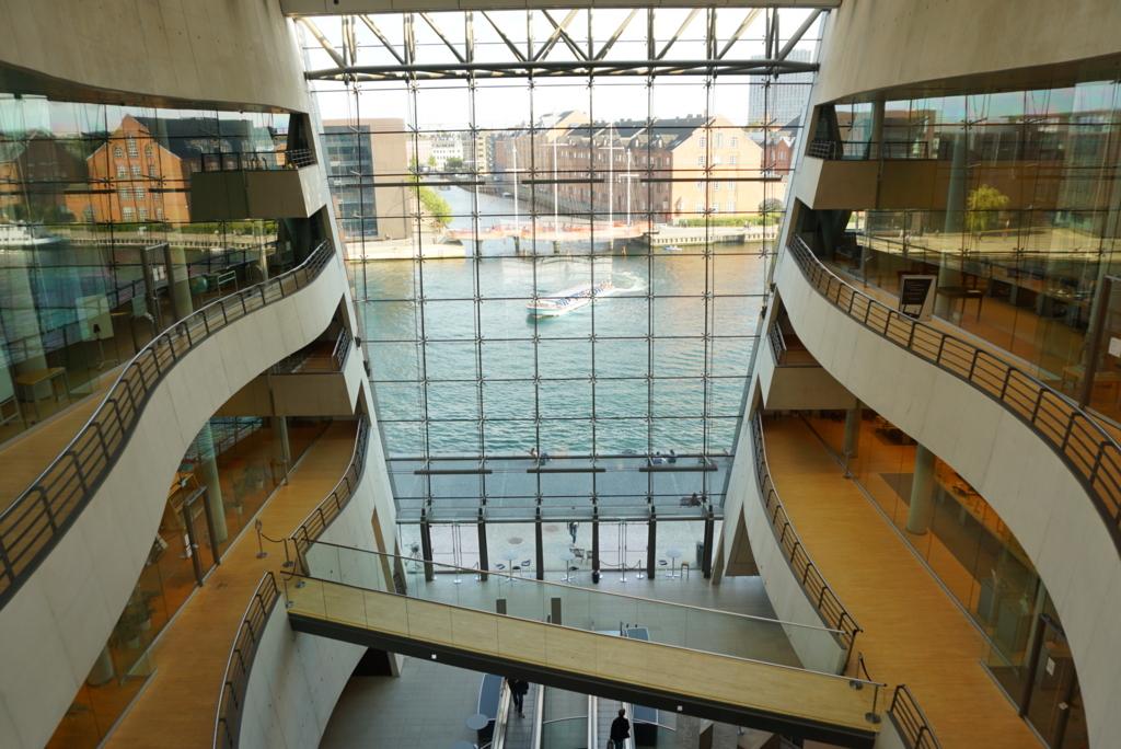 デンマーク王立図書館