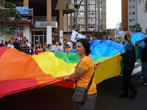 Gay Pride 2007 Las Palmas de Gran Canaria