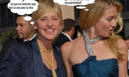 Rumor: Portia de Rossi y Ellen DeGeneres podrían haber roto